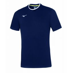 T-SHIRT COTON TEAM ENFANT MIZUNO